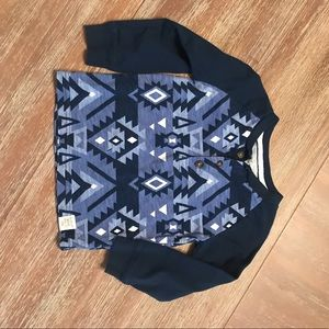 Toddler Aztec shirt